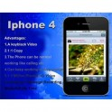 Iphone 4 camera video spy mascata TI797