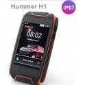 Military rugged phone Hummer H1 vers. 2014