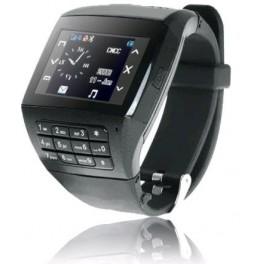 Telefon cu ceas Q8+ Dual SIM - GSM 850 / 900 / 1800 / 1900MH