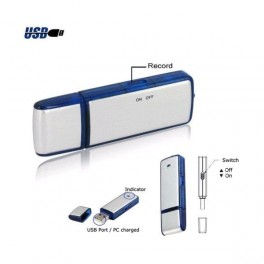 USB stick 2 GB | Recorder audio digital
