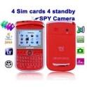 telefon AllCall cu 4 Sim-uri