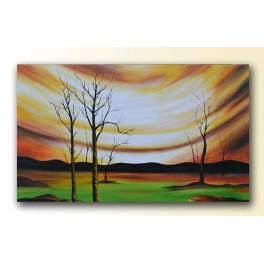 Landscape 1 (panel 100x60cm)