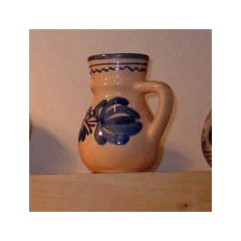 Authentic ceramic Pitcher-cup