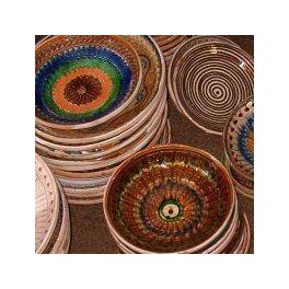 Genuine ceramic plates
