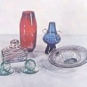 Vaze, platou si sfesnice traditionale
