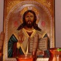 Icon Painted on wood Romanian tradition