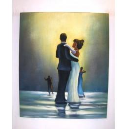 Painting last waltz