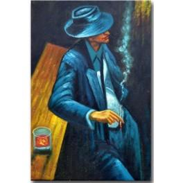 Narco 2 ( tablou 90x60cm)