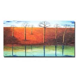 Serenity (living painting 120x60cm)