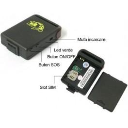 Dispozitiv de urmarire/spionaj GPS, GSM, GPRS
