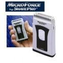 Aparat de ras Micro Force Shave Pro, cu acumulator