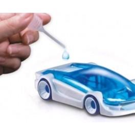Masina care functioneaza cu apa si sare