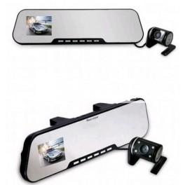 Camera auto cu oglinda, Fata-Spate