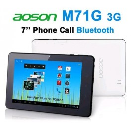 Tableta telefon AOSON M71G