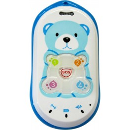 Phone with constant supervision for children
