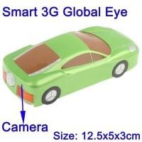 3G Video camera hidden in car
