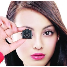 Micro DVR HD camcorder/recorder/webcam
