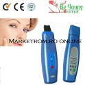 Ultrasonic Skin clean skin scrubber beauty machine
