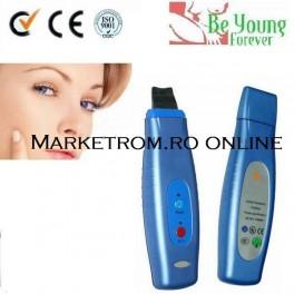 Ultrasonic Skin clean skin scrubber beauty machine