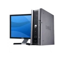 Sistem Desktop PC Dell OptiPlex 760