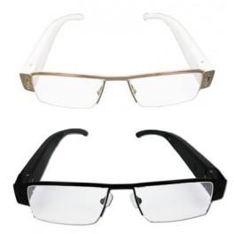 Ochelari din metal cu video camera ascunsa