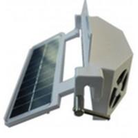 Solar camping/car fans solar powered outdoor
