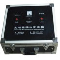 Valiza solara portabila cu acumulatori 220V si 12V