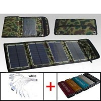 Incarcator / panou solar portabil 5V/7W