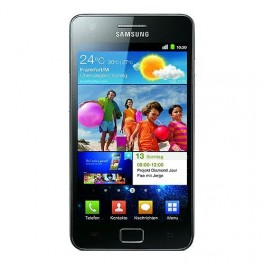 Telefon mobil Samsung I9100 Galaxy S2, 16GB, Black