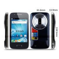 Mobile Phone with HD Camera W010