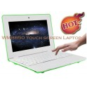 Laptop cu Android si touch screen WM8850