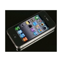iPhone 4S Dual Sim cu ecran hd capacitiv si wifi