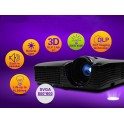 Full HD 3D Video Projector