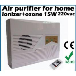 Purificator aer - ionizator - ozon