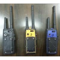 Telefon militar montan cu statie emisie receptie W18