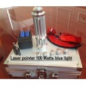 High Power Laser Pointer 100Watts