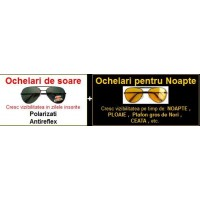 Ochelarii Speciali pentru Soferi - Ochelari pentru Condus
