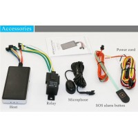 Urmarile GPS si alarma auto GPS tracker