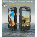 MANN ZUG3 IP68 Rugged 3G Militarry smart phone