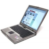 Laptop Second Hand Dell Latitude D610, 1.86 GHZ, 1GB DDR2