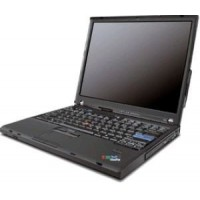Laptop Second Hand Ibm Lenovo T60P, Core Duo