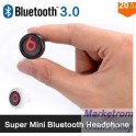 Micro Bluetooth 3.0 headset phone