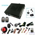 Smart Phone GPS GSM Car Alarm system with Bluetooth PKE