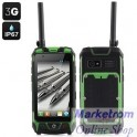 Waterproof Rugged Smartphone 3G, Walkie Talkie