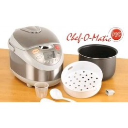 Noul Chef-O-Matic Pro 10-in-1