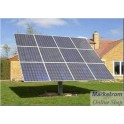 Solar panel with Tracking System