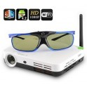 3D WiFi LED Projector