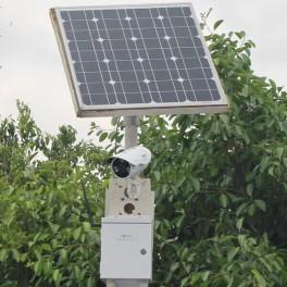 IP Camera cu 3G si panouri solare