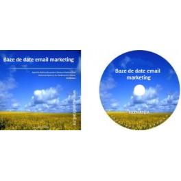 CD baza de date trimitere email marketing