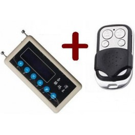 Remote Control Remote Code Scanner Detector Key Copier